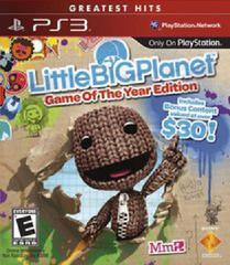LittleBigPlanet [Game of the Year]