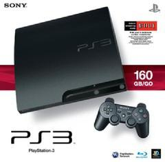 Sony PlayStation 3 Slim Console 160GB