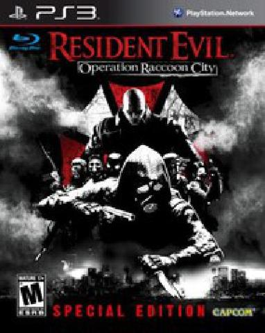 Resident Evil: Operation Raccoon City Limited Edition