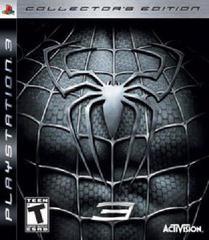 Spiderman 3 Collector's Edition