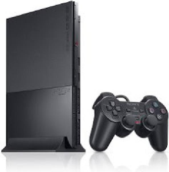 Slim PSTwo Playstation 2
