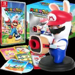 Mario + Rabbids Kingdom Battle Collector's Edition