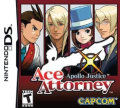 Ace Attorney Apollo Justice