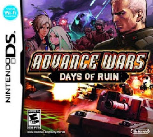 Advance Wars Days of Ruin