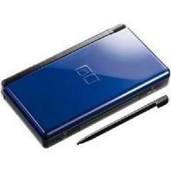 Cobalt & Black Nintendo DS Lite