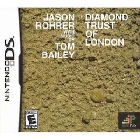 Diamond Trust of London - Video Games » Nintendo » Nintendo DS