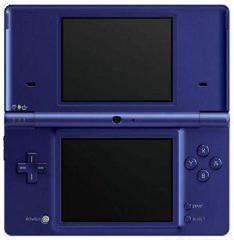 Metallic Blue Nintendo DSi System