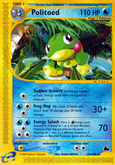 Politoed - 25/144 - Rare on Channel Fireball