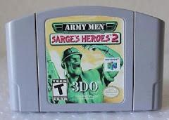 Army Men Sarge's Heroes 2 [Gray Cart]