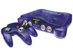Funtastic Grape Purple Nintendo 64 System