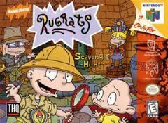 Rugrats Scavenger Hunt