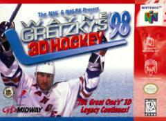 Wayne Gretzky's 3D Hockey 98