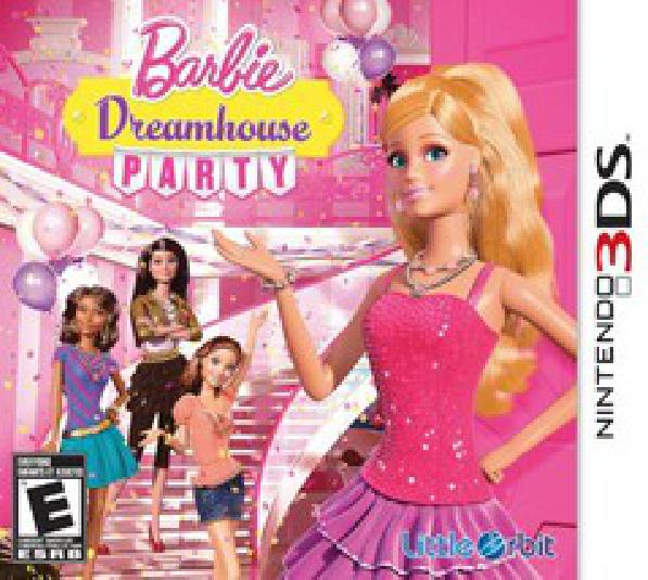 Barbie Dreamhouse Party Nintendo 3ds Ds Nintendo 3ds
