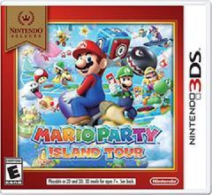 Mario Party Island Tour: Nintendo Selects