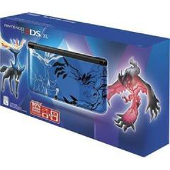 Nintendo 3DS XL Pokemon X Y Blue Limited Edition