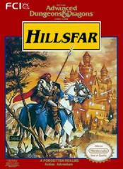 Advanced Dungeons & Dragons Hillsfar