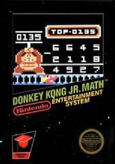 Donkey Kong Jr Math [5 Screw]