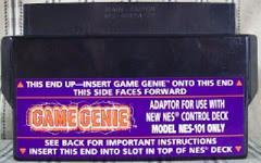 Game Genie Top Loader Adaptor