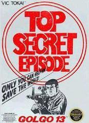 Golgo 13 Top Secret Episode