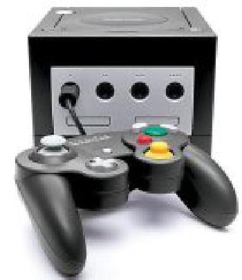 Nintendo GameCube Console - Black
