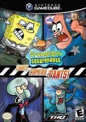 SpongeBob SquarePants Lights Camera Pants