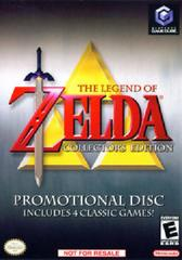 Zelda Collector's Edition