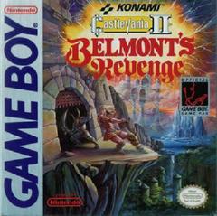 Castlevania II Belmonts Revenge