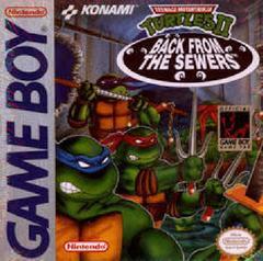 Teenage Mutant Ninja Turtles II Back from the Sewers