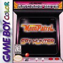 Arcade Hits Moon Patrol and Spy Hunter