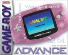 Fushia Gameboy Advance System