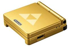 Zelda Edition Gameboy Advance SP