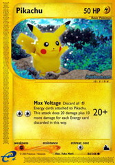 Pikachu - 84/144 - Common