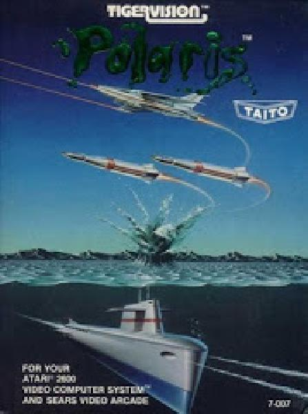 Polaris - Video Games » Atari » Atari 2600 - The Toy Trove