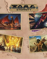 Torg Eternity: Gm Screen