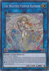 The Weather Painter Rainbow - SPWA-EN035 - Secret Rare - 1st Edition