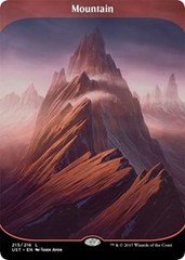 Unstable Mountain
