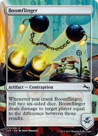 Boomflinger - Foil