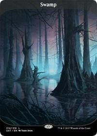 Swamp (214) - Foil