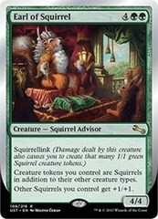 Earl of Squirrel - Foil