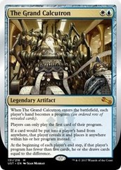 The Grand Calcutron - Foil