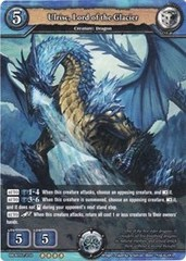 Ulrisc, Lord of the Glacier - DB-BT02/050 - RR - Foil