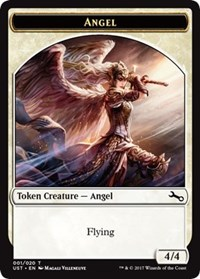 Angel Token - Foil