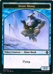 Djinn Monk Token (004)