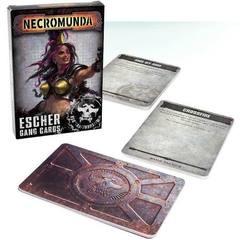 House of Blades: Escher Gang Tactic Cards [OOP]