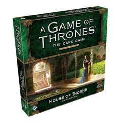 A Game of Thrones: The Card Game (2nd Edition) Expansion - House of Thorns