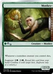 Monkey- - Foil