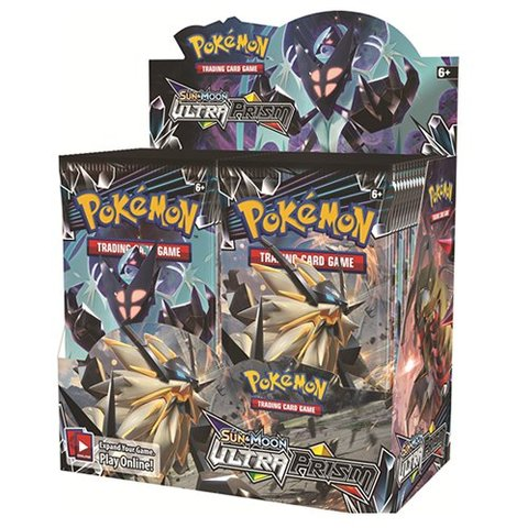 Pokemon Sm5 Ultra Prism Booster Box