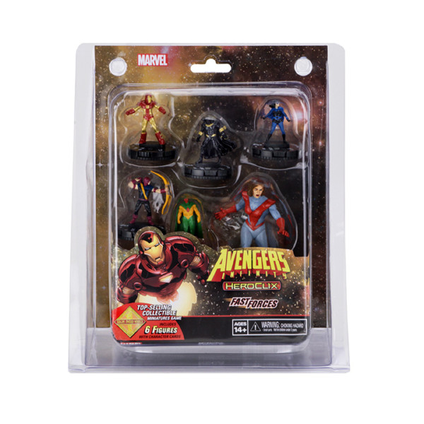 Marvel Hc: Avengers Infinity Fast Forces