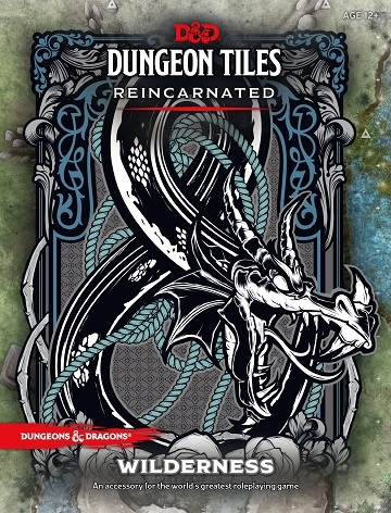 Dungeon Tiles Reincarnated - The Wilderness