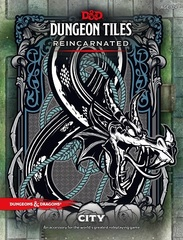 Dungeon Tiles Reincarnated - The City